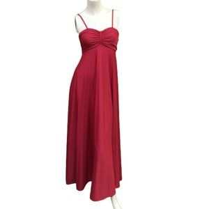 Algo Women Size S-M Pink Spaghetti Dress